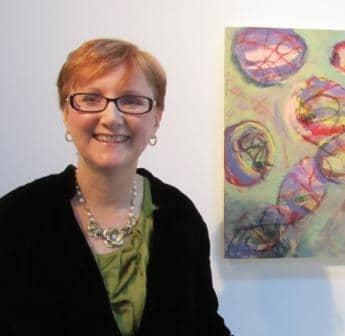Carol McGraw at Antreasian Gallery, 2011